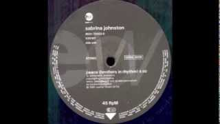 Sabrina Johnston ‎- Peace (Brothers In Rhythm)