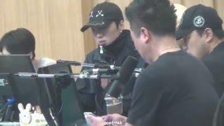 160212 두시탈출 컬투쇼가 너무 좋은 강승윤   졸귀탱이 ㅠㅠ Kang Seungyoon cute ㅠㅠ