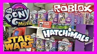 TOY HUNT HOT HOLIDAY TOYS - ROBLOX, MY LITTLE PONY, HATCHIMALS, STAR WARS, LOL, OUR GENERATION