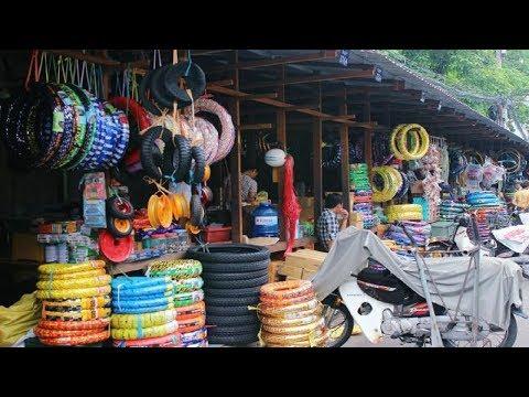 Khám Phá Chợ Tân Thành Quận 5, Chợ Phụ Tùng Xe Máy Lớn Nhất Sài Gòn