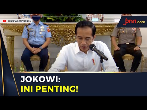 Pilkada Serentak 2020, Ini Dua Arahan Presiden Jokowi
