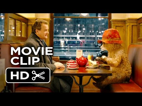 Paddington Movie CLIP - Meeting Paddington (2014) - Nicole Kidman, Hugh Bonneville Movie HD