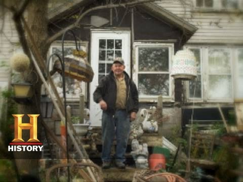 American Pickers: Eyes on the Prize | History