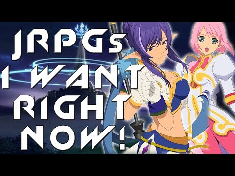 5 JRPG ANNOUNCEMENTS I Want to Happen RIGHT NOW!