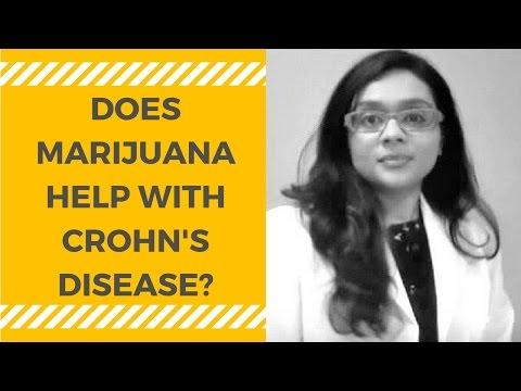Medical Marijuana (Cannabis) for Crohn's Disease