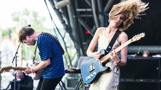 Wolf Alice | Storms - Fluffy live at Glastonbury 2016 (HD 720p)