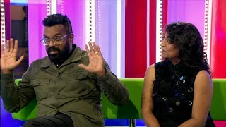Romesh Ranganathan & his MUM interview 01/10/2019