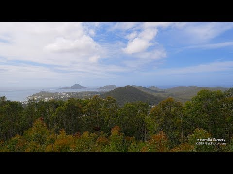 4K Port Stevens, Nelson Bay AUSTRALIA Part 28 オーストラリア