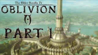 The Elder Scrolls IV: Oblivion Modded - Part 1 - The Imperial Prison(Walkthrough) - 1080P 60FPS