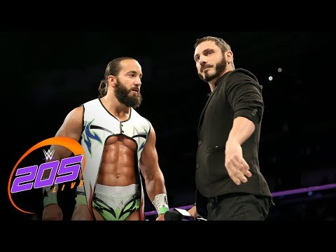Austin Aries addresses his future: WWE 205 Live, June 13, 2017