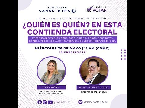 Analiza la plataforma 'Saber Votar' nivel de estudios de candidatos a gobernadores del país