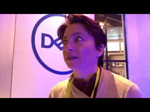 Dell Blogger Talks Dell Experience At CES 2017 #CES2017