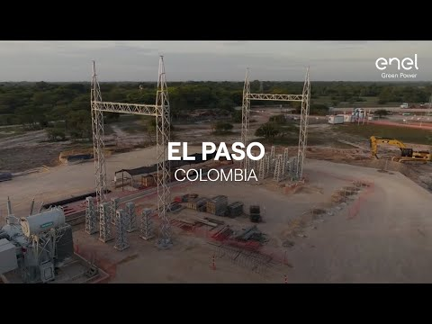 Energía renovables: EGP y la planta de El Paso, Colombia