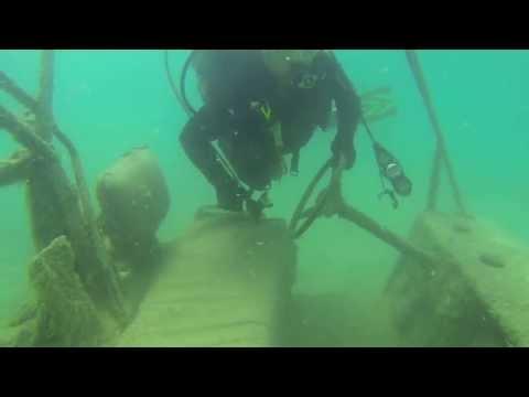 Scuba Dive, Athens Texas 2013-04-27
