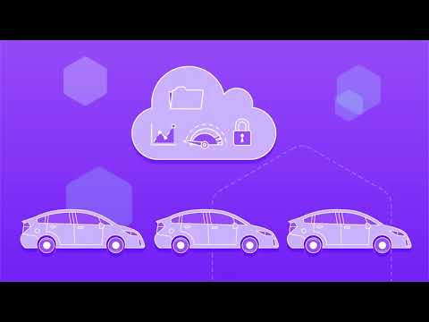 AWS for Automotive - Cloud Connected Vehicles and Applications