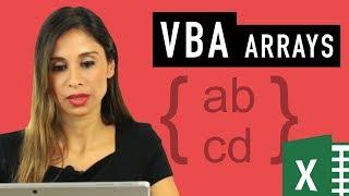 Excel VBA المصفوفات: مثال عملي من 2 الأبعاد مجموعة لإنشاء مصنف جديد