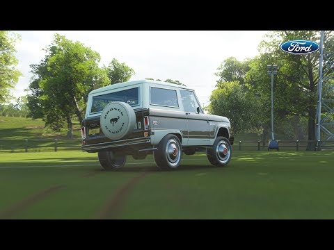 Forza Horizon  - FORD Bronco ( HP)