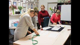 #TailorsSchool  - учим шить, кроить и моделировать «с нуля»!