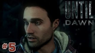 Until Dawn: First Impressions | Part 5 | Let's follow YOUR raging clue!