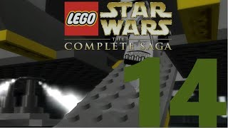 Lego Star Wars The Complete Saga Part 14 Rescue