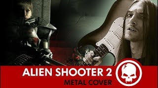 Alien Shooter 2 Action 02 MetalCover By Drex Wiln