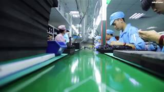 Manufacturing Process of World's First Notch Screen Rugged Phone Ulefone Armor 5
