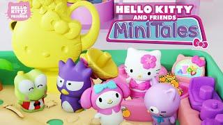 Diversão na Praia | Hello Kitty and Friends Mini Tales 3D – Mattel / EP 02
