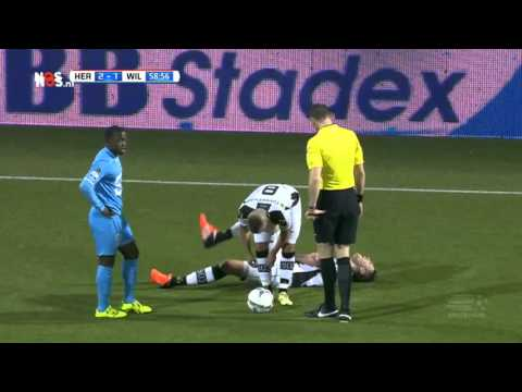 Heracles Almelo 2-1 Willem II (30-10-2015) - HIGHLIGHTS