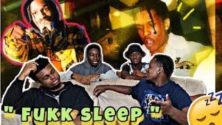 A$AP Rocky - Fukk Sleep (Official Video) ft. FKA twigs(REACTION)
