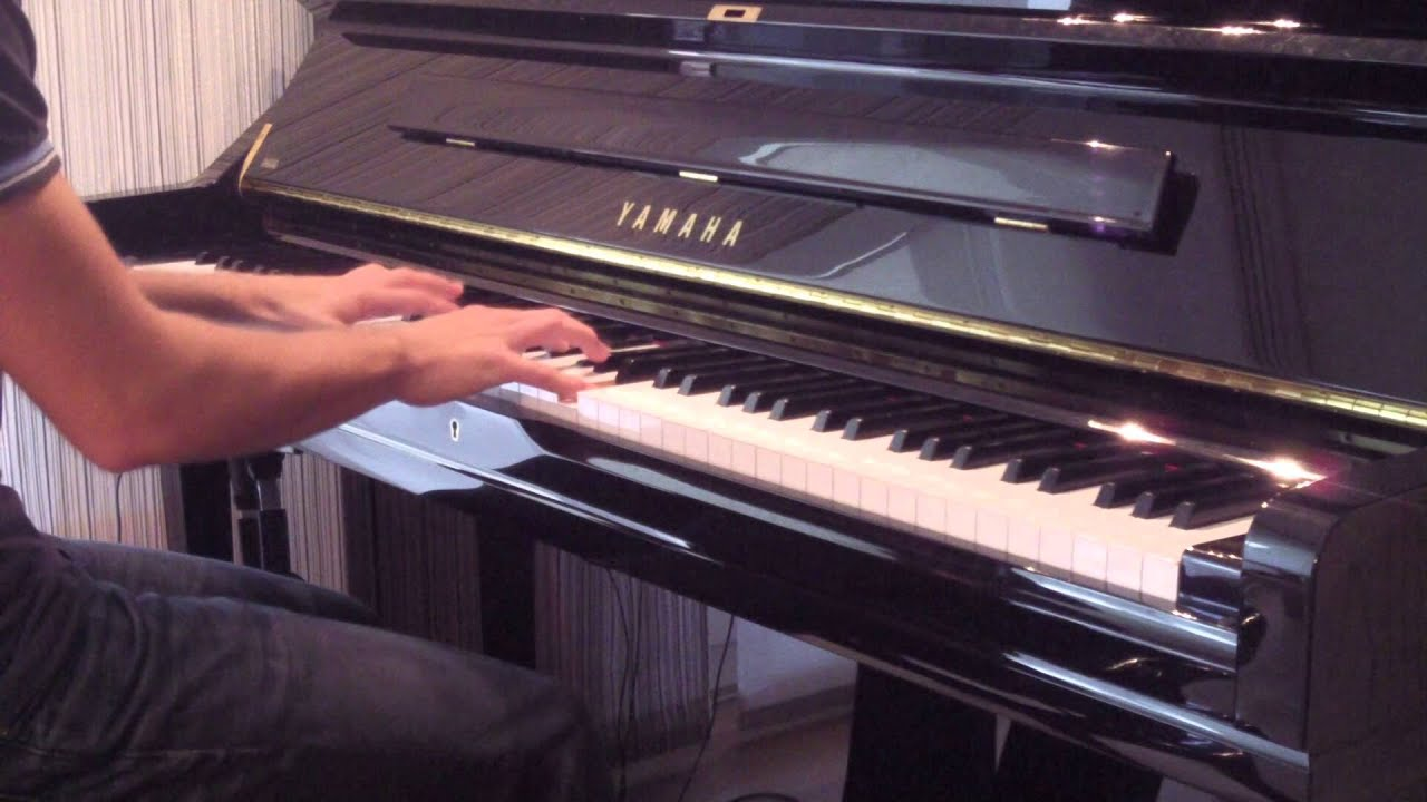 How to train your dragon 2 where no one goes piano cover youtube ccuart Images