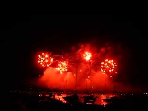 Zurich Festival Fireworks Full Length