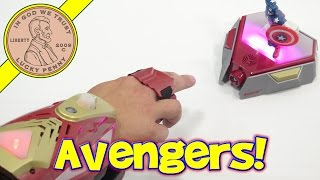 Playmation Marvel Avengers Iron Man Starter Pack - Ready To Battle!