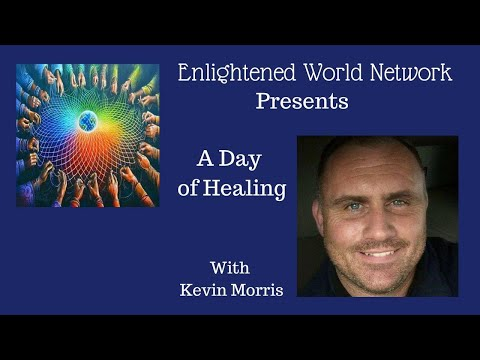 EWN presents A Day of Healing: with Kevin Moss, Angelic Reiki Healing Session