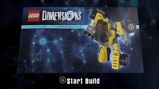 Video LEGO Dimensions 71212 Emmet's Destruct-O-Mech Build 3 Instructions download MP3, 3GP, MP4, WEBM, AVI, FLV November 2018