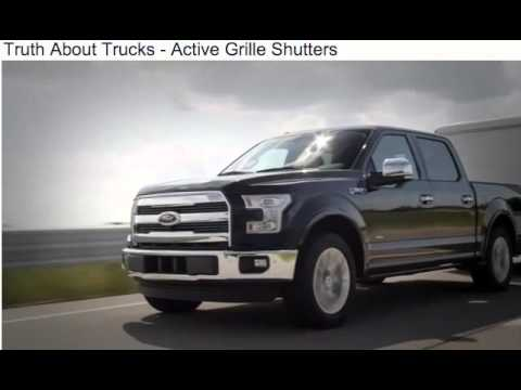 Active Grille Shutters  2015 F-150