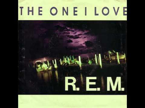 R.E.M. - The One I Love (Remix)