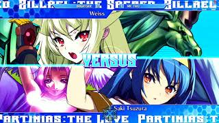 Frosty Faustings X: Arcana Heart 3 Love Max Six Stars - Part 2 [1080p/60fps] (TIMESTAMP)