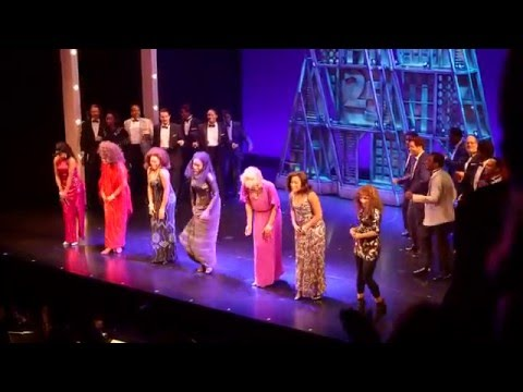 Motown The Musical, Press Night - Shaftesbury Theatre