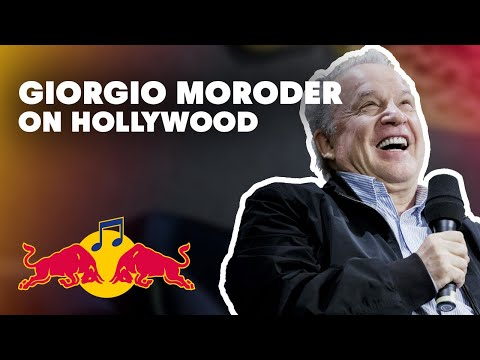 Giorgio Moroder Lecture (New York 2013) | Red Bull Music Academy