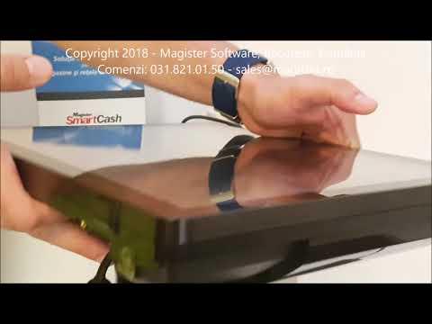Sistemul POS Touchscreen Partner SP550 - Unboxing