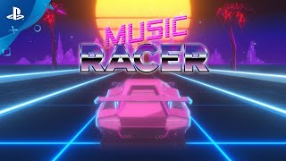 Music Racer - Release Trailer | PS4