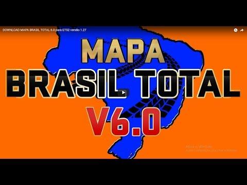 Iniciando do Zero - Mapa brasil total 6.0 #2