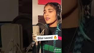 Adhi Adhi Raat Full song female version    ik vaari das de zara new version    - by Aish