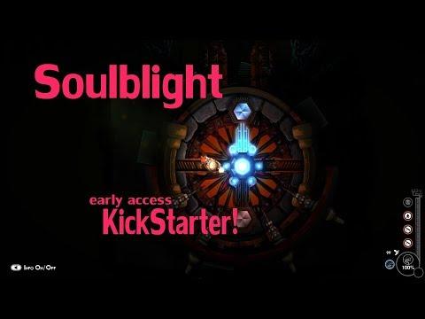 Soulblight - game on Kickstarter now! |