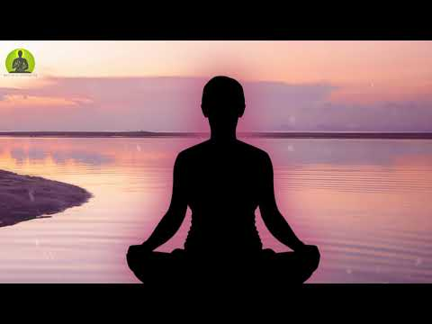 """""""Let Go Of All Stress & Anxiety"""" Peaceful Meditation Music, Healing Music Relax Mind Body"""