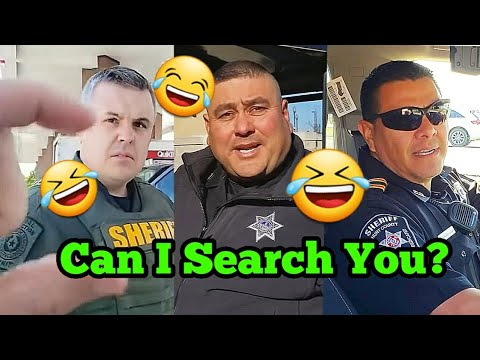 Asking Cops The Same Silly Questions, Best of James Freeman Compilation
