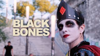 Black Bones - Creepy Rain // Destiny // Les Rois Mages | LES CAPSULES live performance