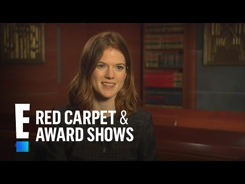"How Rose Leslie Broke a Toe on ""The Good Fight"" 