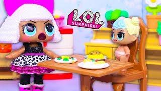 Куклы ЛОЛ Смешные мультфильмы с куклами LOL Surprise #19