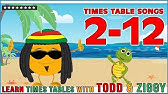 Times Tables Song 1 12 Youtube